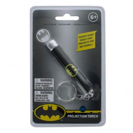 Linterna con proyector Batman DC Comics