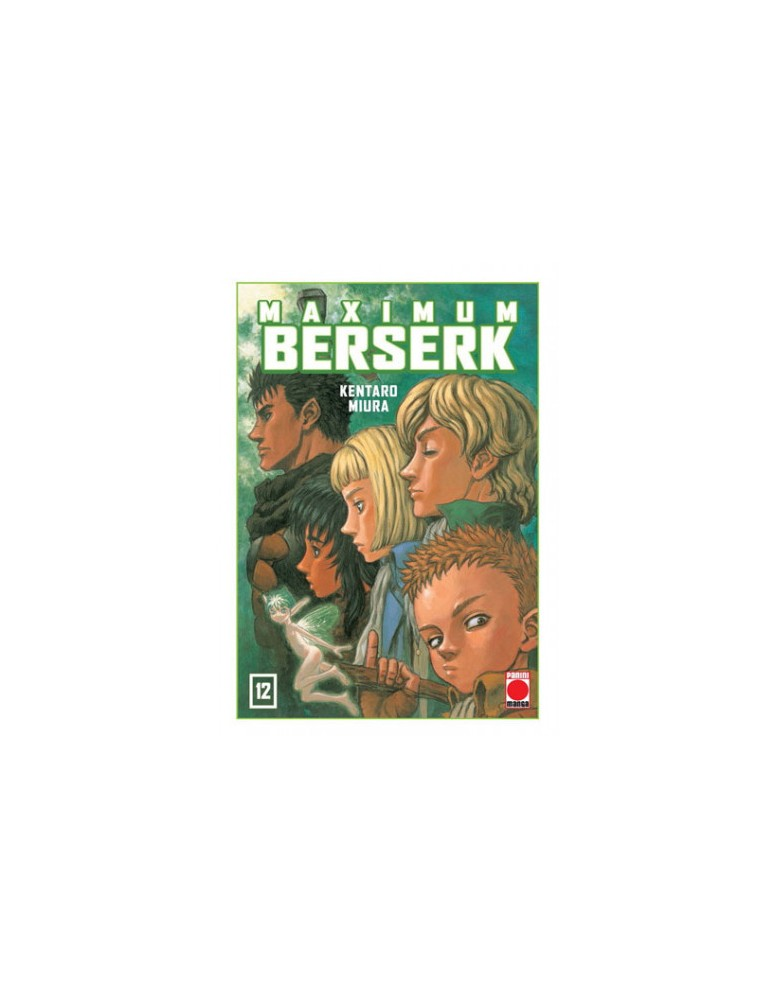 MAXIMUM BERSERK Nº 12