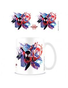 Taza Into the Spider Verse Spiderman Marvel