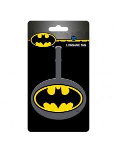 Etiqueta equipaje Batman DC Comics