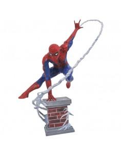 Estatua resina Spiderman Marvel 30cm