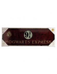 Poster cristal Hogwarts Express Harry Potter