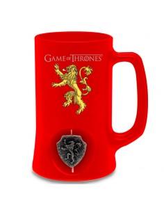 Jarra logo 3D Lannister Juego de Tronos