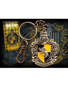 Llavero Hufflepuff Harry Potter