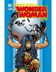 WONDER WOMAN: ESPECIAL...