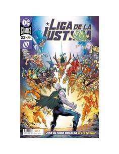LIGA DE LA JUSTICIA 22 /...