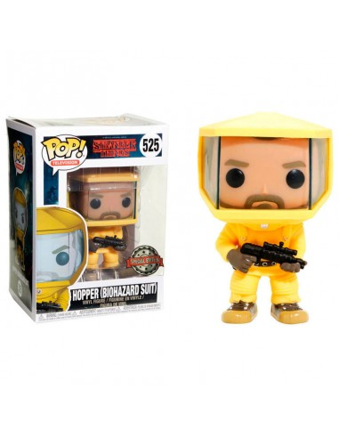 FUNKO POP Stranger Things Hopper in...
