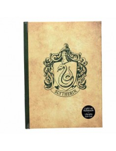 Libreta Slytherin Harry...