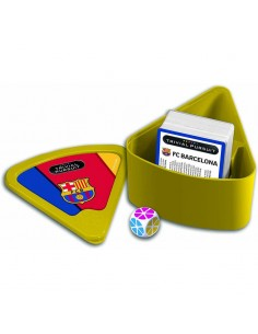 Juego Trivial Pursuit Bite FC Barcelona