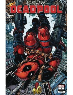 MARVEL DEADPOOL EASTMAN VAR...