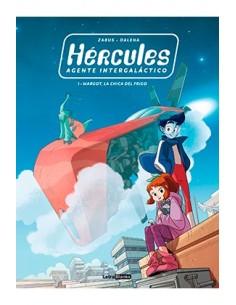 HERCULES AGENTE INTERGALACTICO