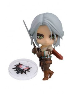 THE WITCHER CIRI NENDOROID...
