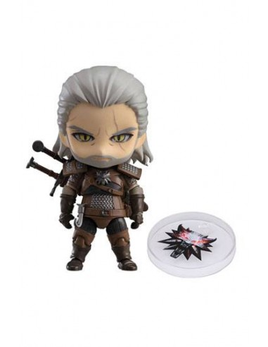 THE WITCHER GERALT NENDOROID HEO...
