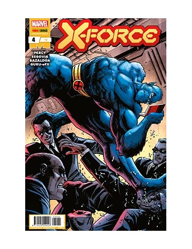 X-FORCE 04 / 09