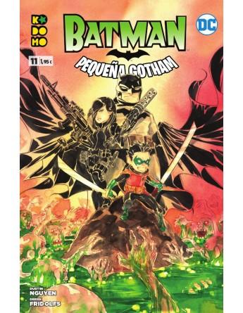 BATMAN: PEQUEÑA GOTHAM Nº 11