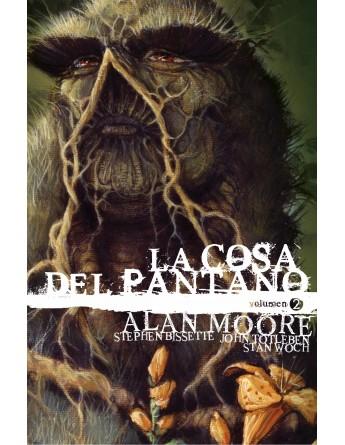 La Cosa del Pantano de Alan...