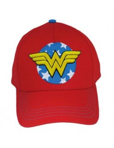 GORRA WONDER WOMAN DC...