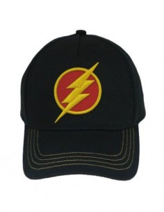 GORRA FLASH DC COMICS ADULTO