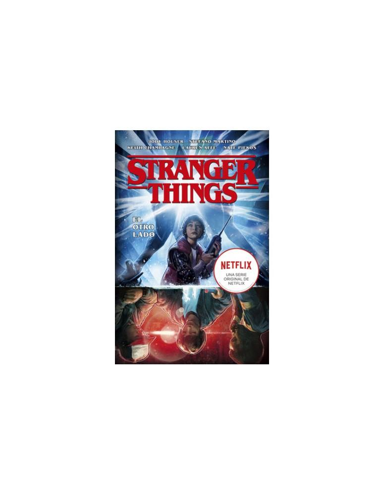 STRANGER THINGS 1: EL OTRO LADO