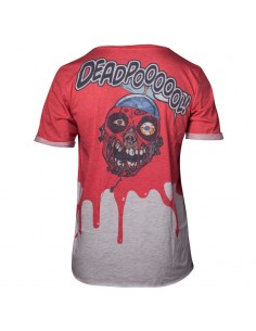 Camiseta Folks Say Deadpool Marvel