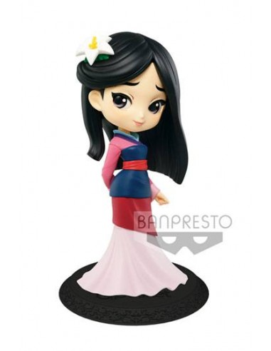 Disney Minifigura Q Posket Mulan A...