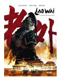 LAO WAI 03. LA CAIDA DEL...