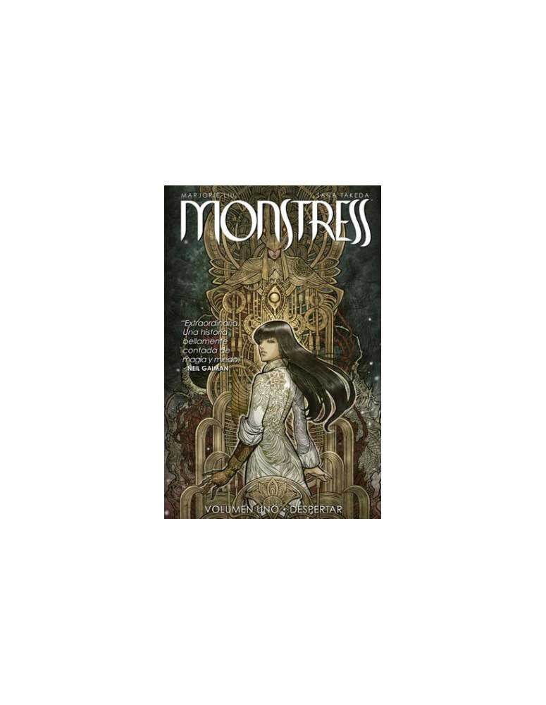 MONSTRESS 1. DESPERTAR