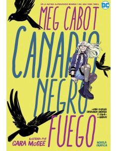 CANARIO NEGRO: FUEGO