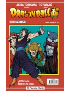DRAGON BALL SERIE ROJA Nº 243