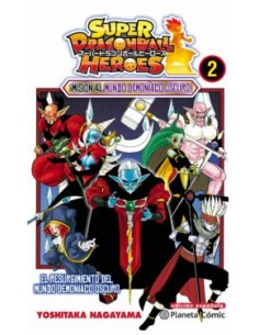 DRAGON BALL HEROES Nº 02/02