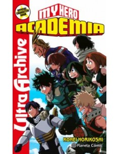 MY HERO ACADEMIA ULTRA ARCHIVE