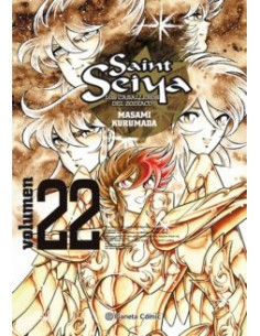 SAINT SEIYA Nº 22