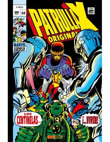 LA PATRULLA-X ORIGINAL 3. LOS...