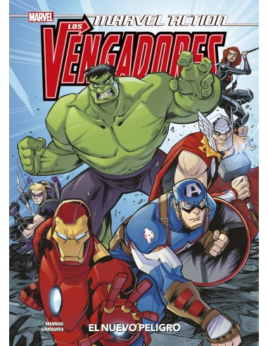 MARVEL ACTION - LOS VENGADORES 1. EL...