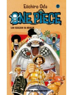 ONE PIECE Nº 17