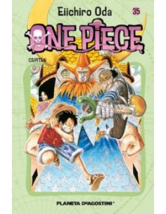 ONE PIECE Nº 35