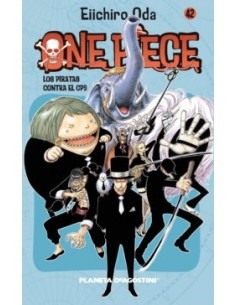 ONE PIECE Nº 42
