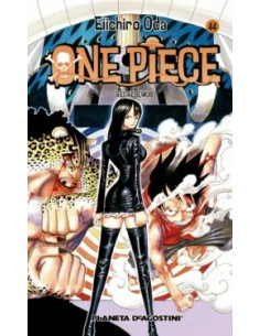 ONE PIECE Nº 44