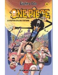 ONE PIECE Nº 46