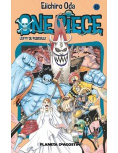 ONE PIECE Nº 49