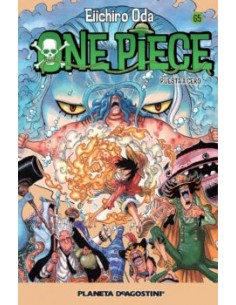 ONE PIECE Nº 65