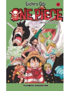 ONE PIECE Nº 67