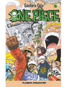 ONE PIECE Nº 70