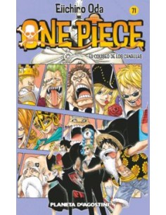 ONE PIECE Nº 71