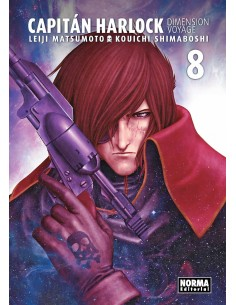 CAPITAN HARLOCK: DIMENSION...