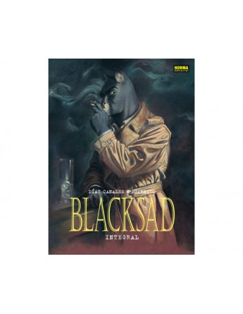 BLACKSAD INTEGRAL VOLM, 1...