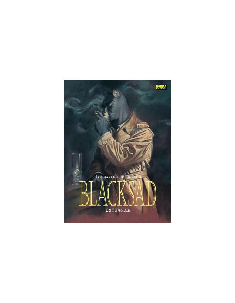 BLACKSAD INTEGRAL VOLM, 1 AL 5 CAST