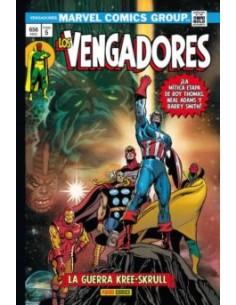 LOS VENGADORES 5: LA GUERRA...