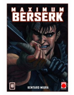 MAXIMUM BERSERK Nº 18