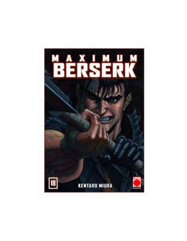 MAXIMUM BERSERK Nº 18